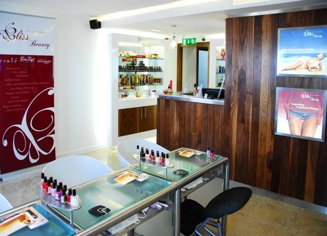 bliss beauty - beauty salon